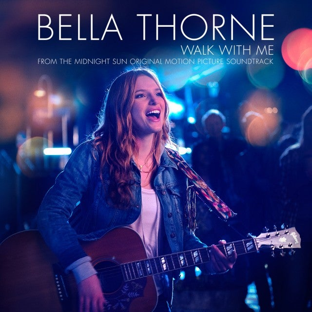 Bella Thorne, Walk With Me Single