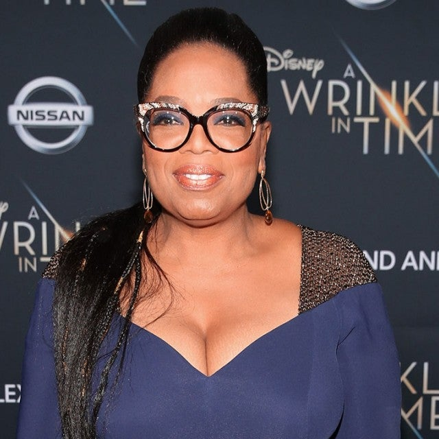 Oprah at A Wrinkle in time premiere