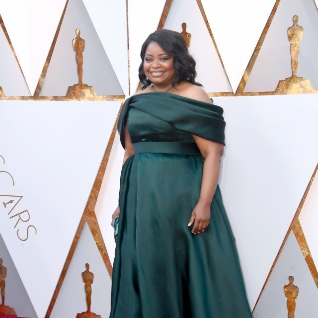 Octavia Spencer at 2018 Oscars