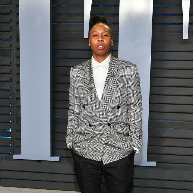 Lena Waithe at 2018 VF party