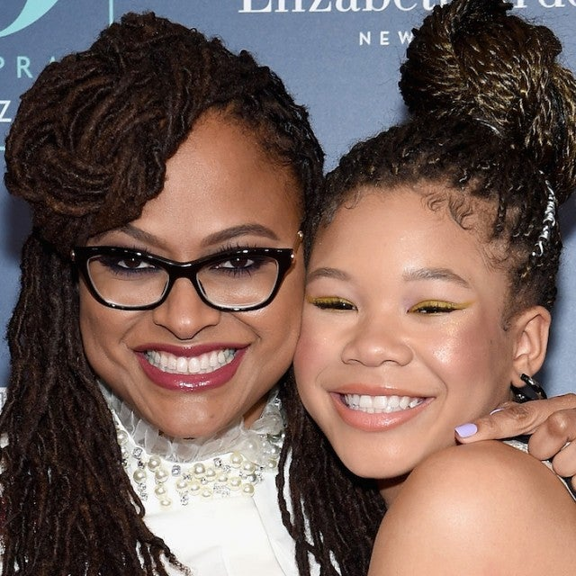 Ava DuVernary, Storm Reid, A Wrinkle in Time