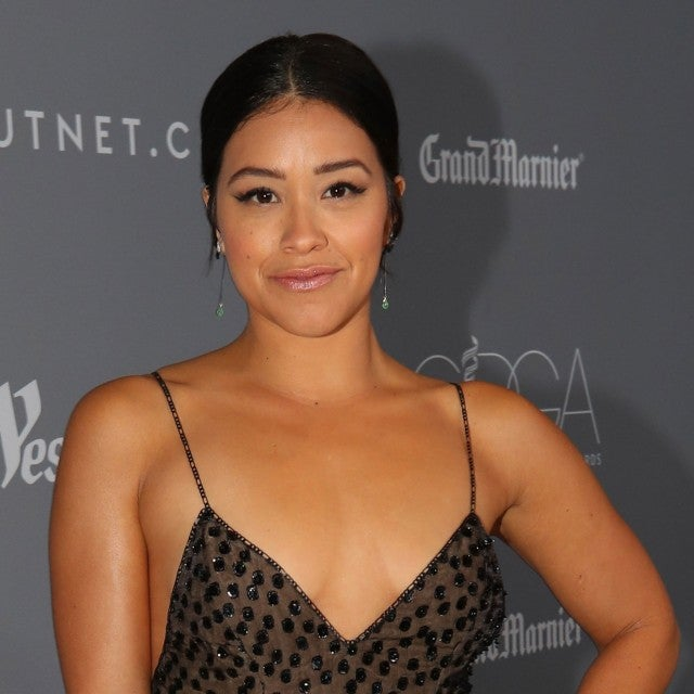 Gina Rodriguez at Costume Designers guild awards