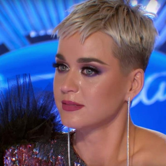 Katy Perry is brought to tears by inspiring 'American Idol' audition