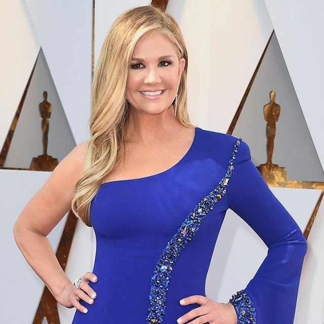 Nancy O'Dell at 2018 oscars