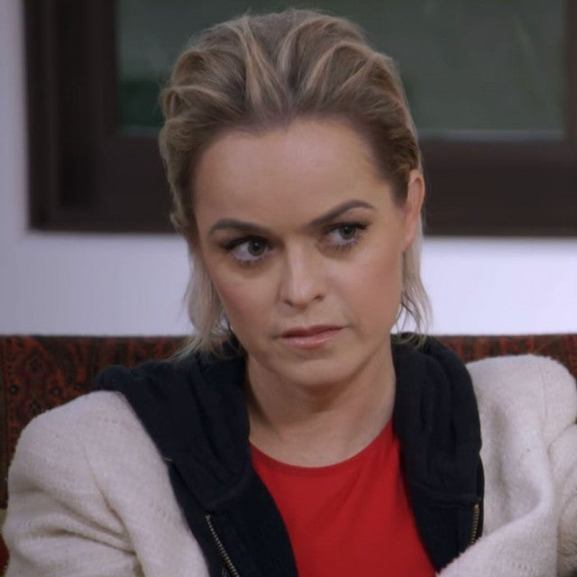 Taryn Manning on 'Hollywood Medium With Tyler Henry.'
