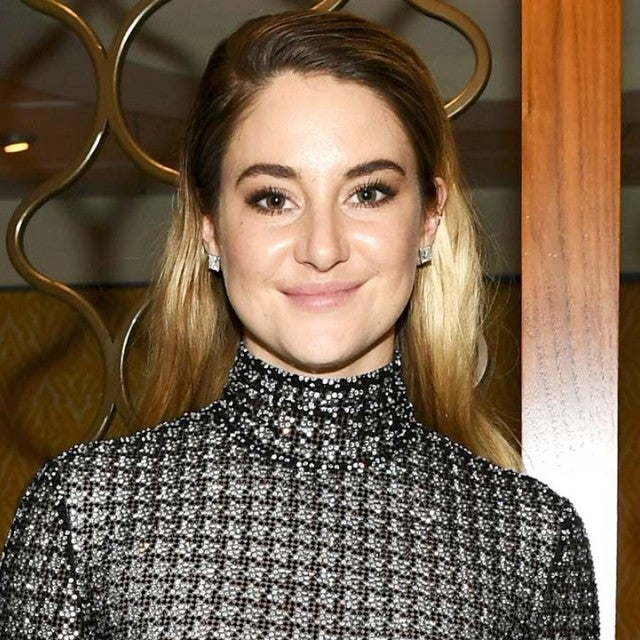 Shailene Woodley's two starkly different hair styles
