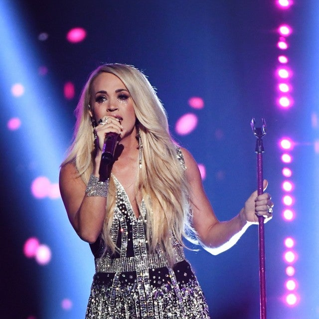 Carrie Underwood ACM Awards Performance