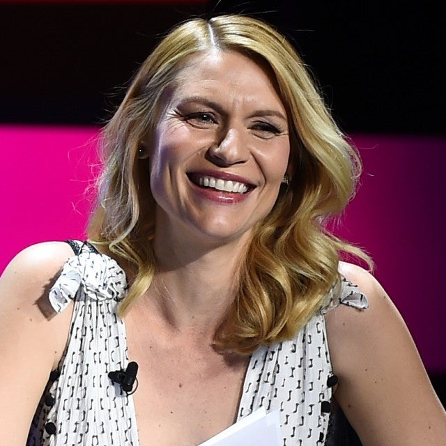Actress Claire Danes attends 2018 Tribeca Film Festival