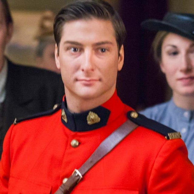 Daniel Lissing and Jack Thornton on Hallmark's 'When Calls the Heart'