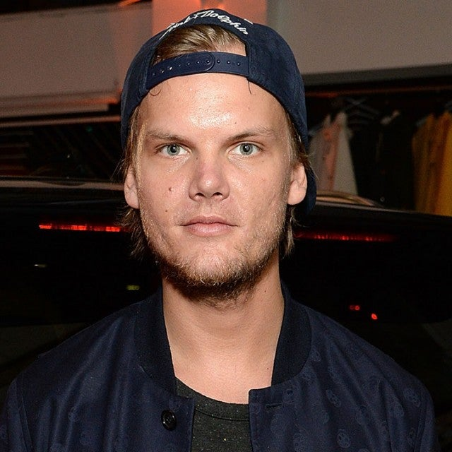 Avicii in May 2015