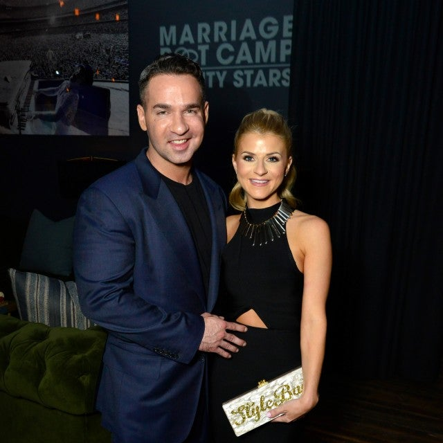 Mike The Situation and Girlfriend Lauren Pesce