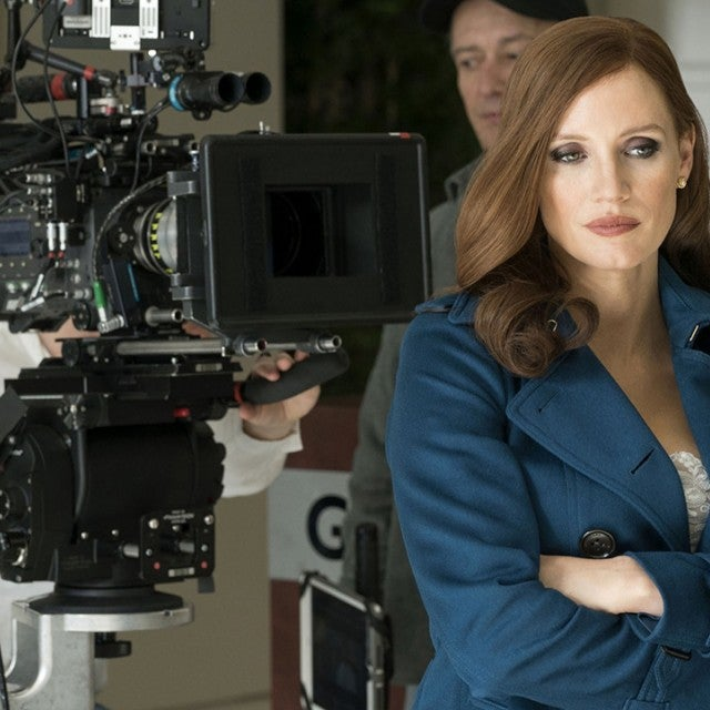 Jessica Chastain, Molly's Game