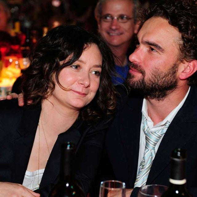'Roseanne' Co-Stars Sara Gilbert and Johnny Galecki