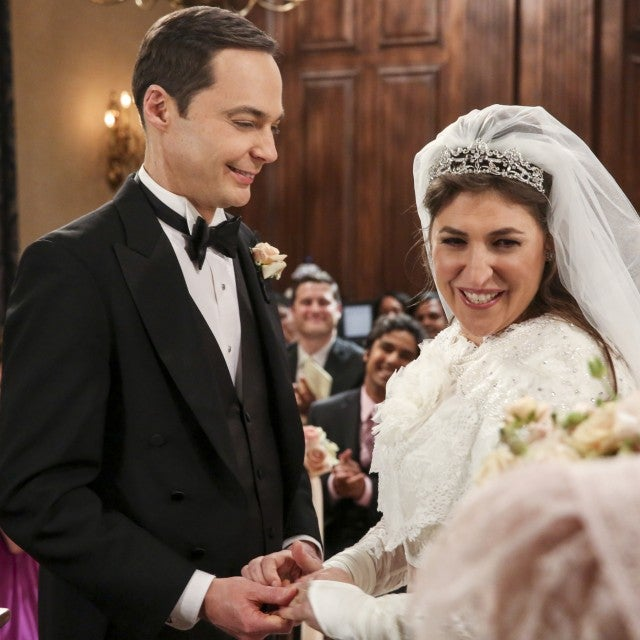 The Big Bang Theory Wedding
