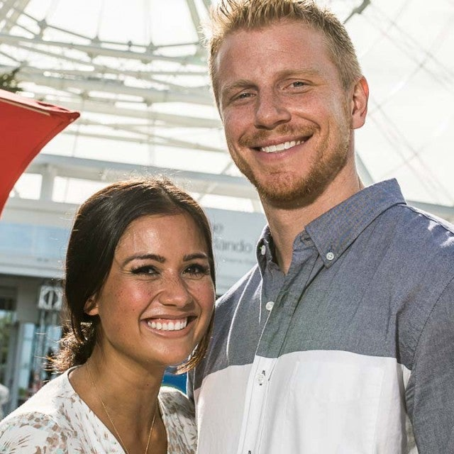 Catherine Lowe and husband Sean Lowe