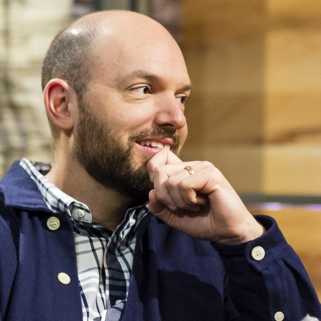 Paul Scheer at IMDb Show