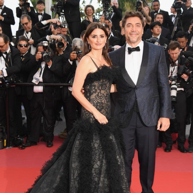 Penelope Cruz and Javier Bardem at Cannes 2018