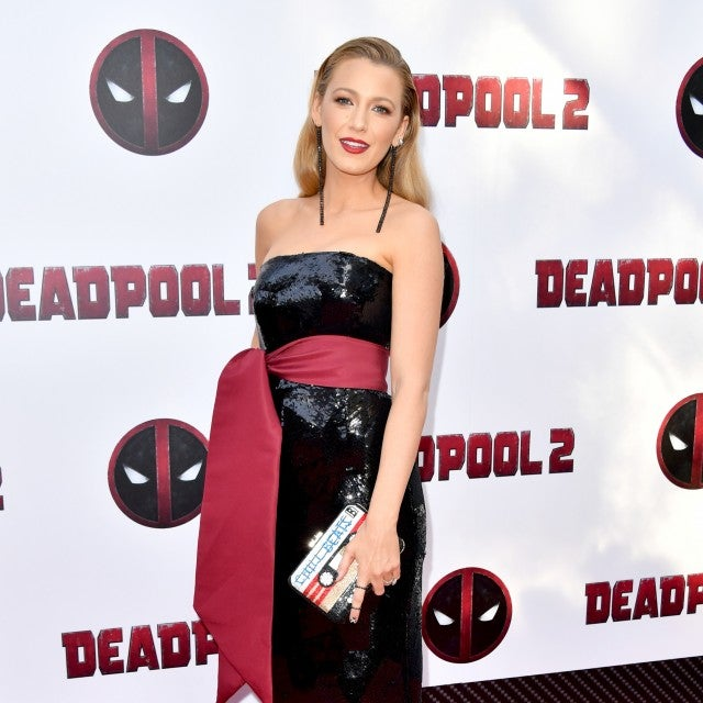 Blake Lively at Deadpool 2 premiere