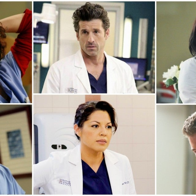 Greys Anatomy Departures