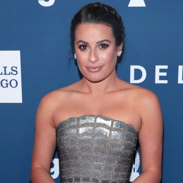 Lea Michele on May 5