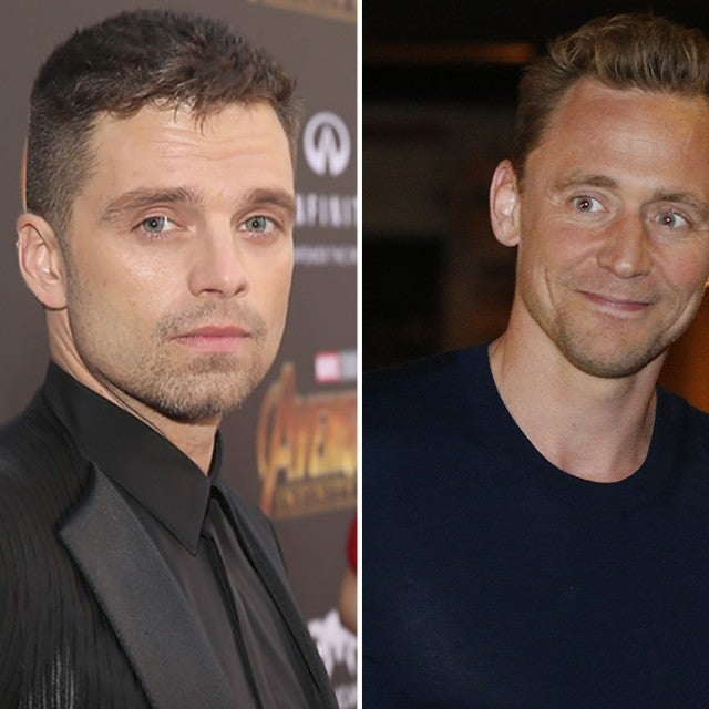 Sebastian Stan, Tom Hiddleston, Taylor Swift