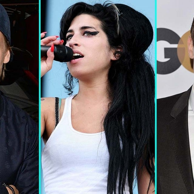 Avicii, Amy Winehouse and Corey Monteith