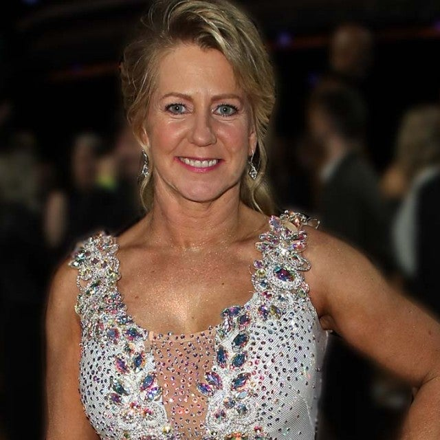Tonya Harding after 'Dancing With the Stars' Season 26 Finale on May 21