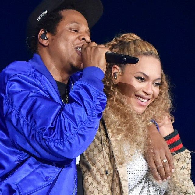 beyonce and jay z at on the run 2