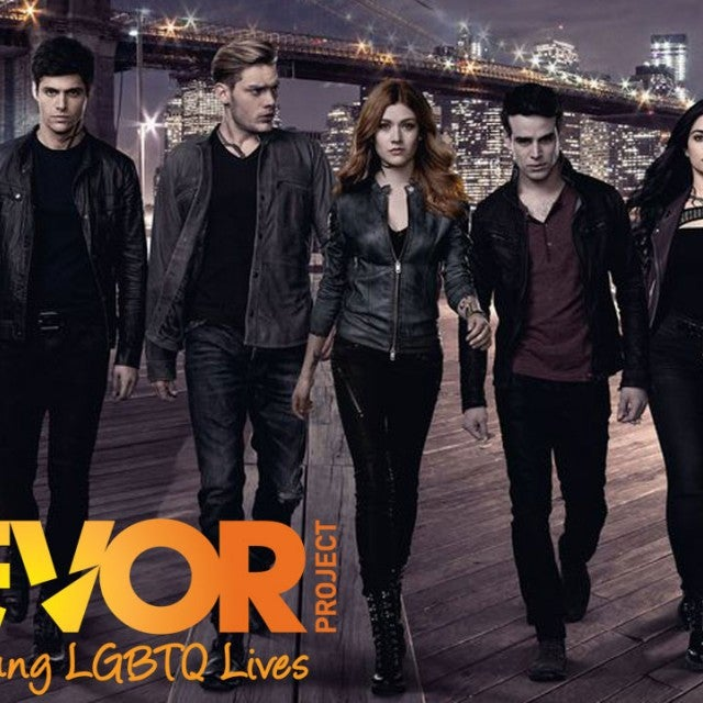 Shadowhunters Trevor Project