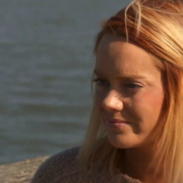 Kathryn Dennis confides in Shep Rose on 'Southern Charm.'