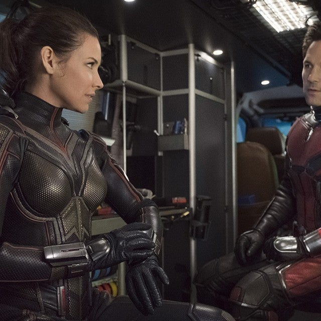 Ant-Man and the Wasp, Evangeline Lily, Paul Rudd
