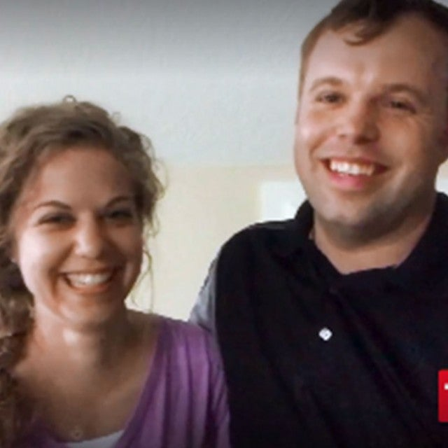 Abbie Burnett and John David Duggar