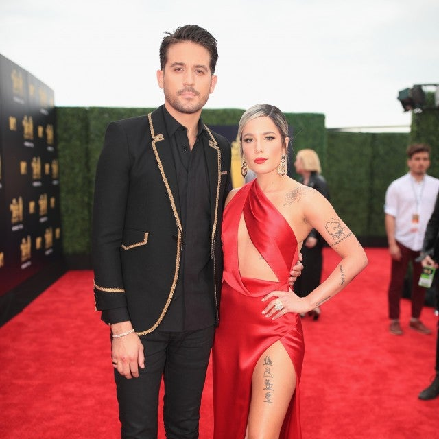 G-Eazy and Halsey 2018 MTV Awards