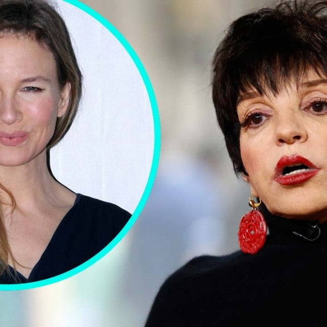 Liza Minnelli and Renée Zellweger
