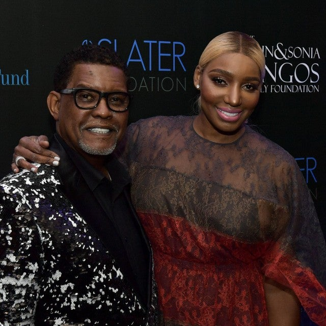 Nene Leakes and Husband Gregg