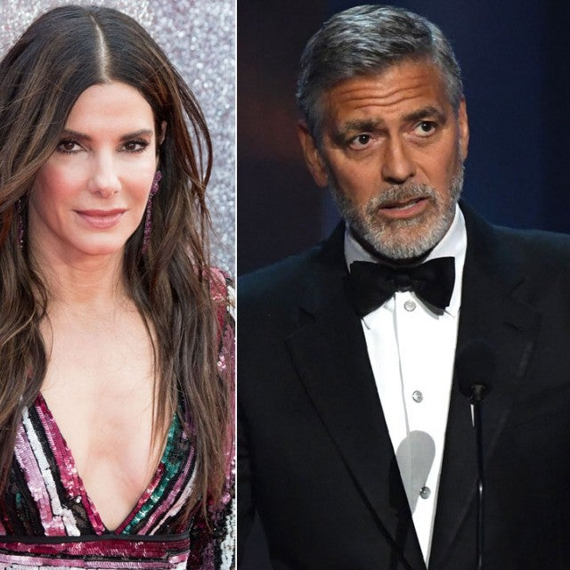 Sandra Bullock Tracy Morgan George Clooney