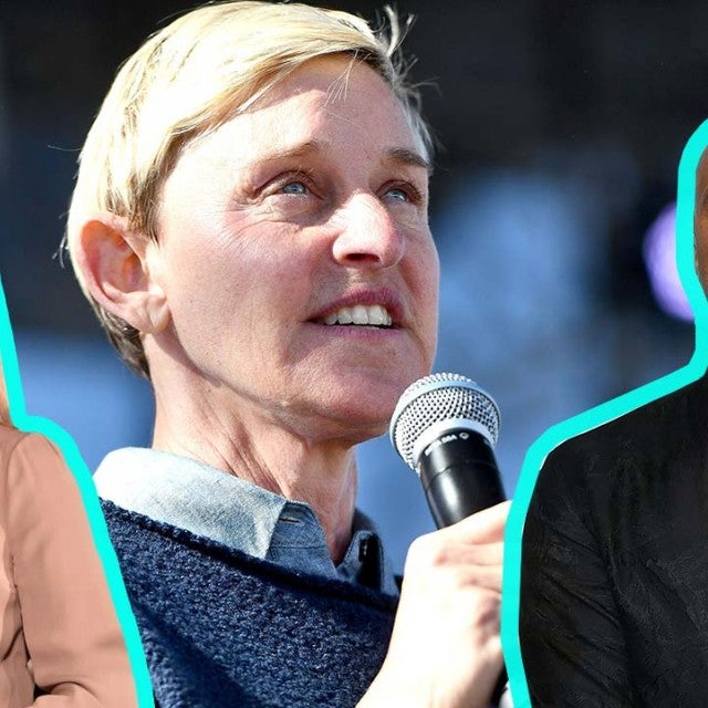 Ellen DeGeneres, Chelsea Handler and Common
