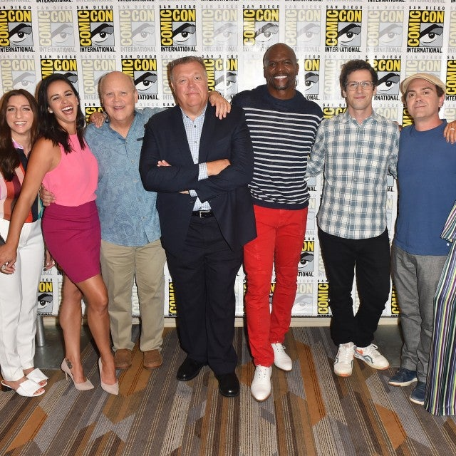 Brooklyn Nine-Nine Comic-Con 2018
