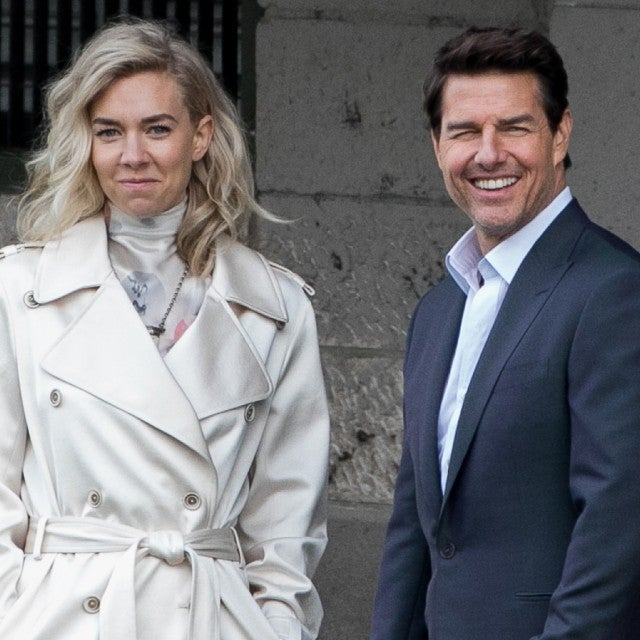 Vanessa Kirby Tom Cruise