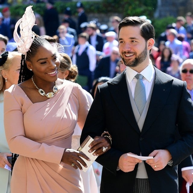 Serena Williams royal wedding lipstick
