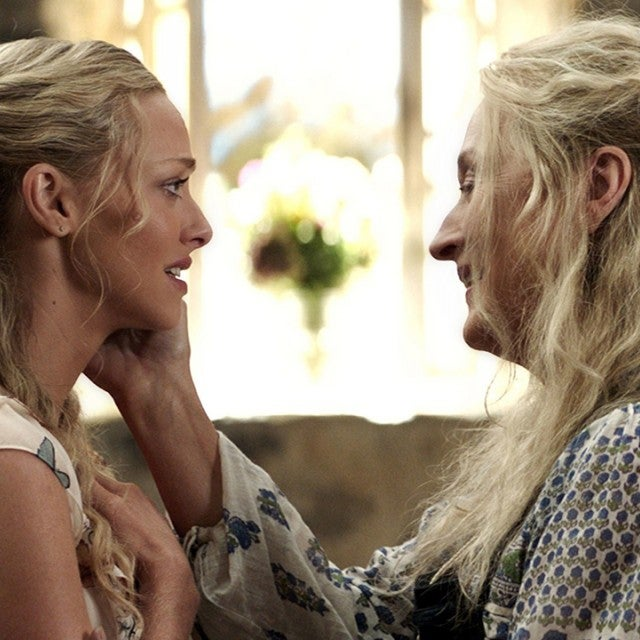 Mamma Mia! Here We Go Again, Amanda Seyfried, Meryl Streep
