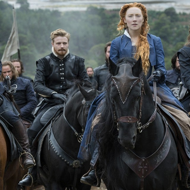 Mary Queen of Scots, Saoirse Ronan