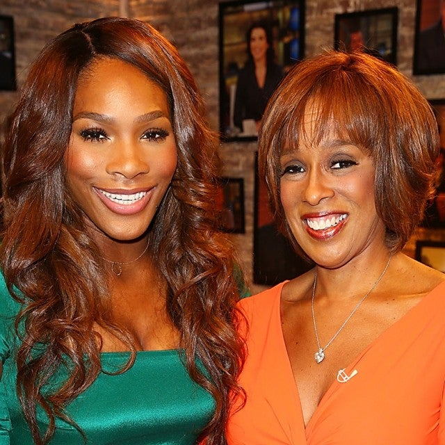 Serena Williams, Gayle King
