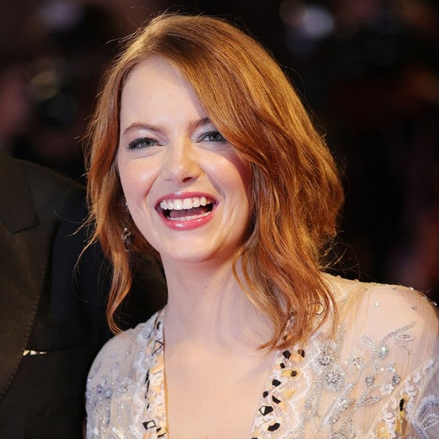 Emma Stone at The Favourite screening in Venice