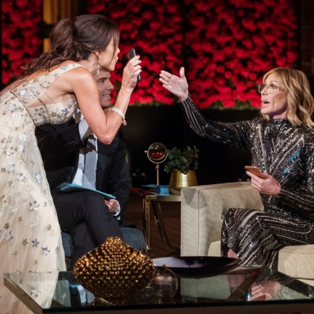 Bethenny Frankel and Carole Radziwill face off at 'The Real Housewives of New York City' season 10 reunion.
