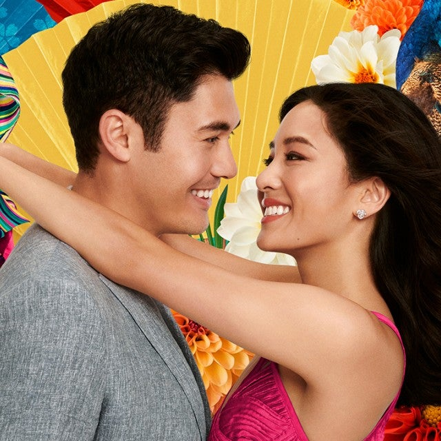 Crazy Rich Asians, Henry Golding, Constance Wu