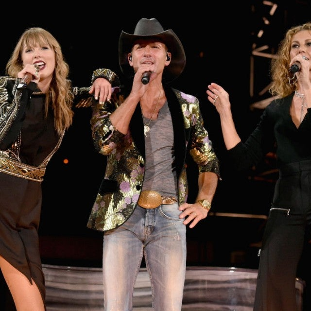 Taylor Swift, Tim McGraw, Faith Hill