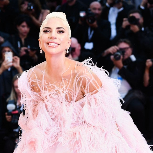 Lady Gaga at A Star Is Born premiere in venice