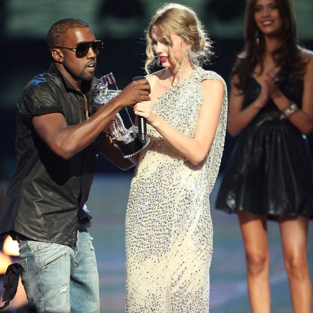 Kanye West, Taylor Swift VMAs 2009