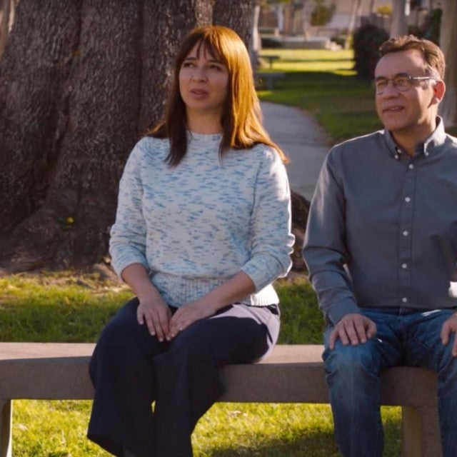 Maya Rudolph and Fred Armisen in 'Forever'